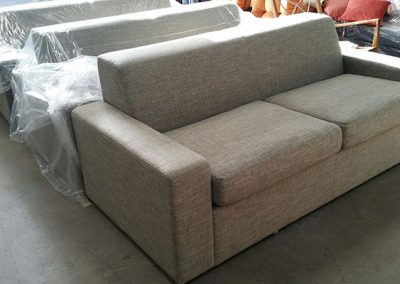 Venue: The Sebel  Project Brief: Design + Construct new sofa beds for hotel.