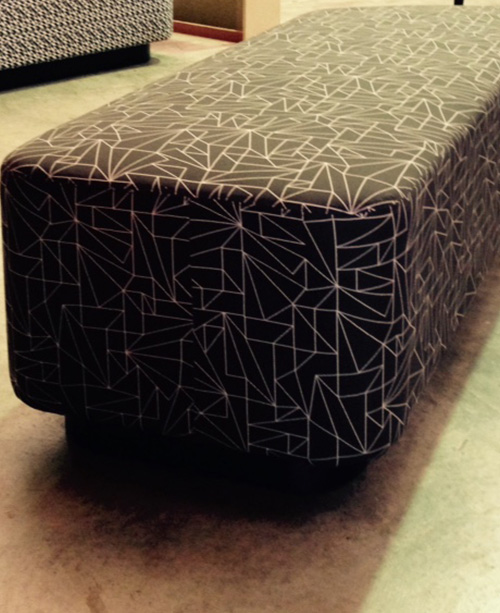 Ottomans and soft furnishings from Everest Design Perth