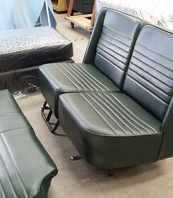 Restore upholstery Vintage Car Seats Perth