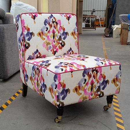 The Everest Design Little Slipper Chair
