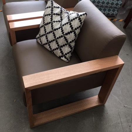 Everest Design Club Suite chair design